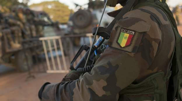 Scores of Senegalese troops test positive for Covid-19
