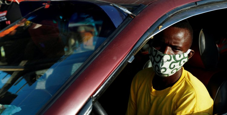Covid-19 : Angola drops obligation to wear face mask in car