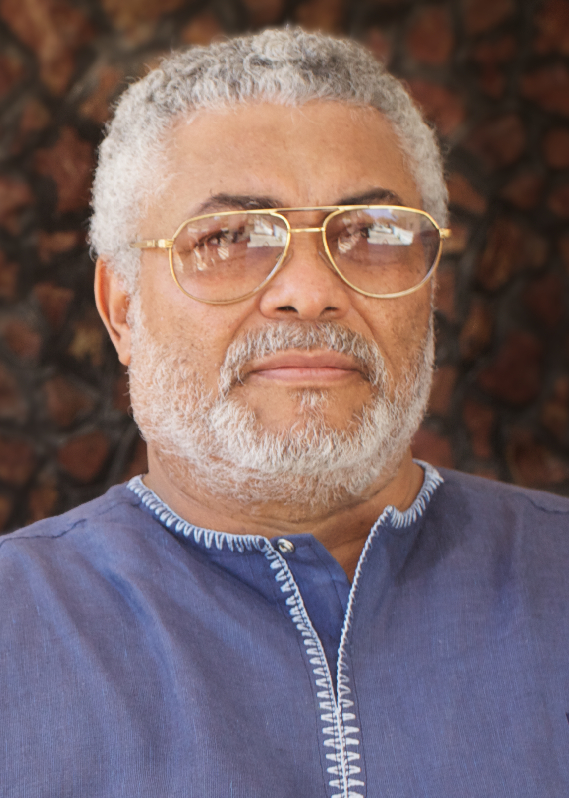 President Rawlings (1st President of the 4th Republic)
